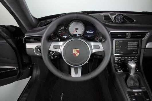 Interieur des Porsche 911 Carrera 4S Coupé