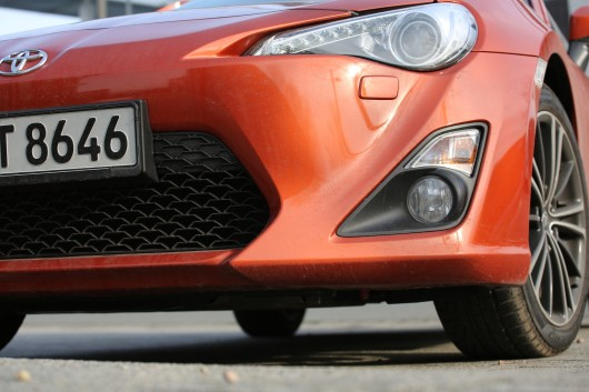 Toyota GT86 Front1