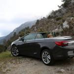 Opel Cascada - Rear