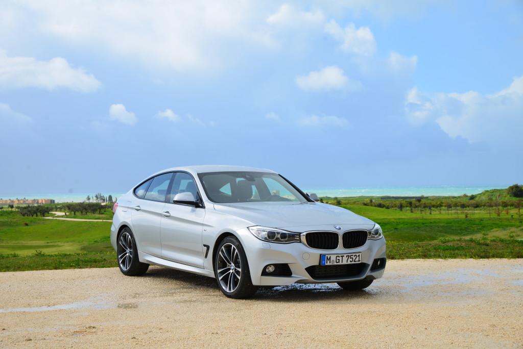 BMW 3er GT 1