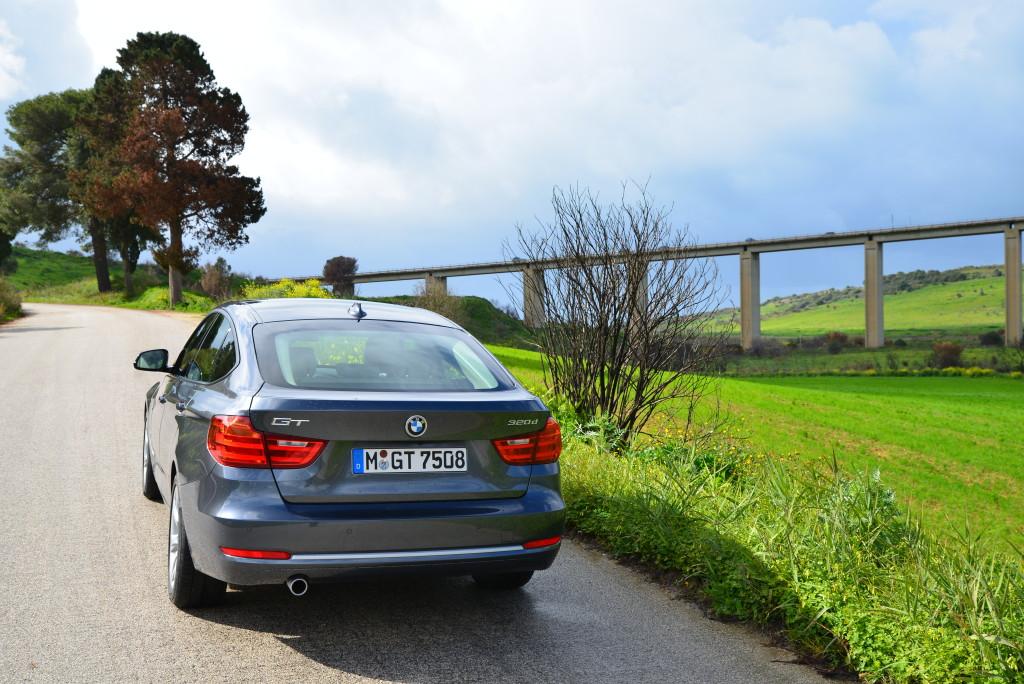 BMW 3er GT 5