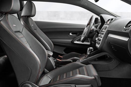 Volkswagen Sondermodell Scirocco Million