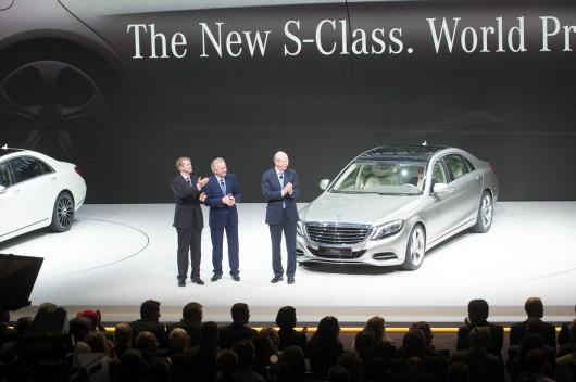 Daimler-S-Klasse