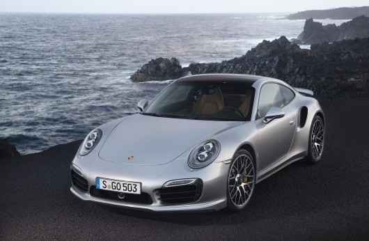 911 Turbo S Coupé