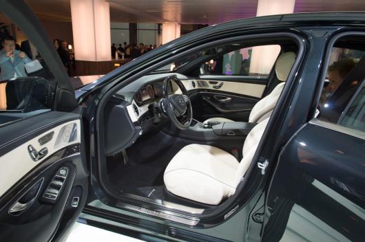 S-Klasse-Daimler
