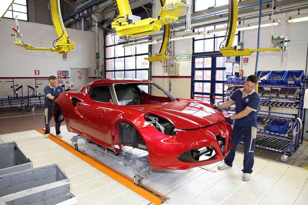 Alfa Romeo C4 - 6