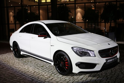 Front AMG First Edition