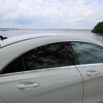 Dachlinie Mercedes-Benz CLA45 AMG