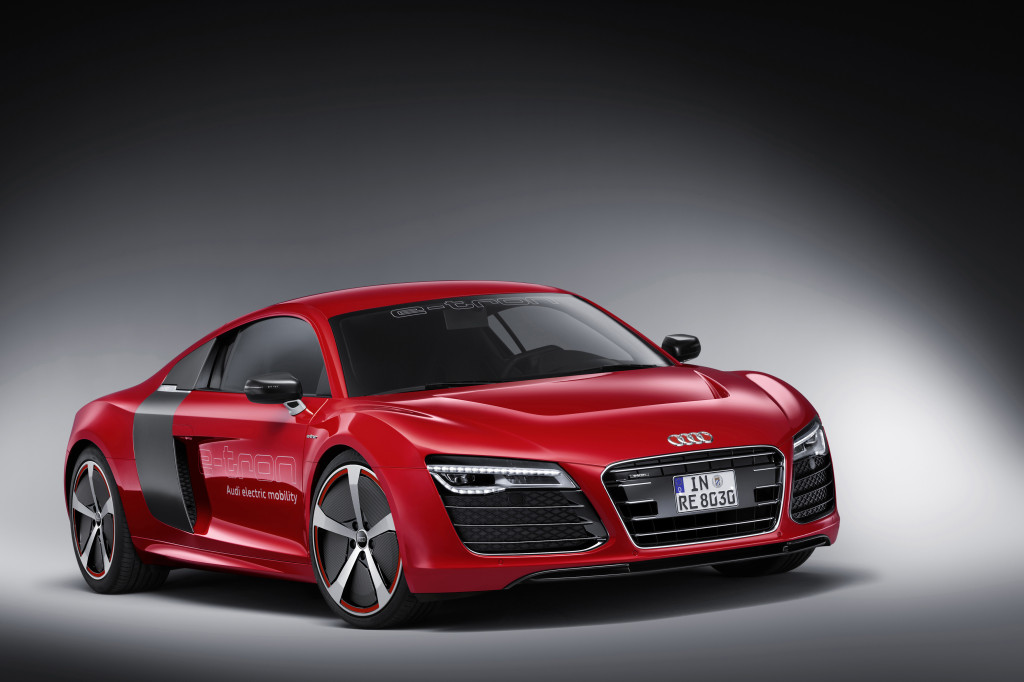 audi r8 e tron quattro. Black Bedroom Furniture Sets. Home Design Ideas