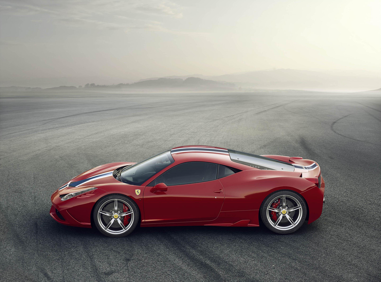 Ferrari 458 Speciale 605 Ps Für Die Rennstrecke Newcarz De