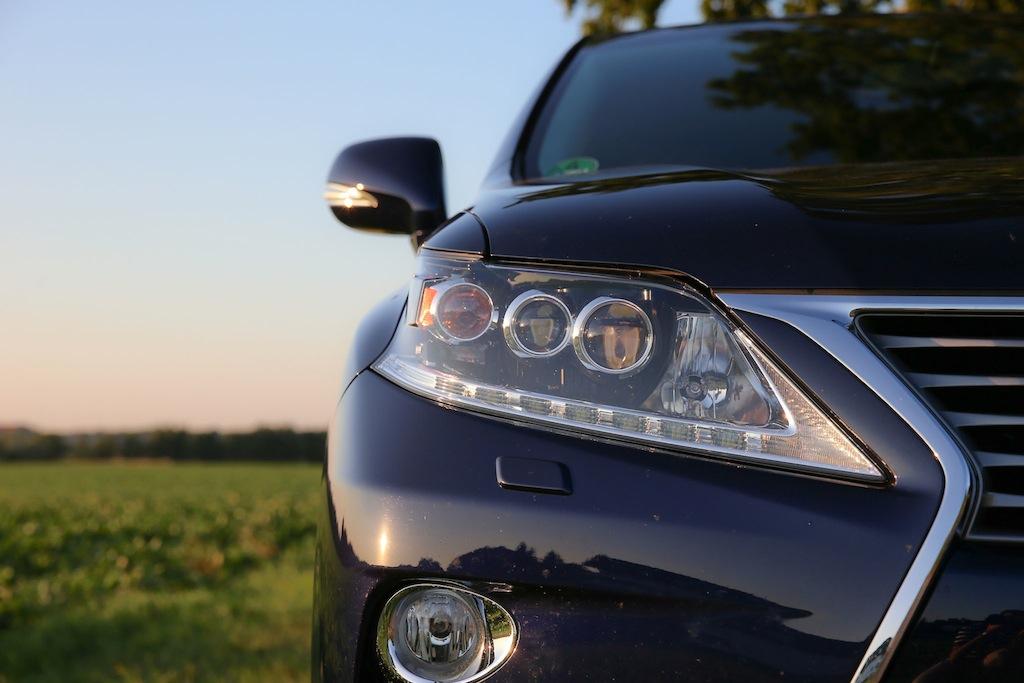 Lexus RX 450h – Oftmals lautlos - NewCarz.de