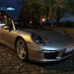 Porsche 911 C4 Cabriolet - Nacht