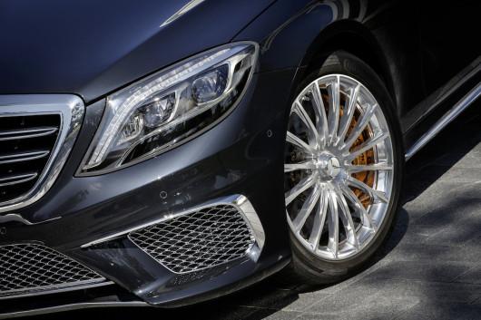 Mercedes-Benz S 65 AMG (V 222) 2013