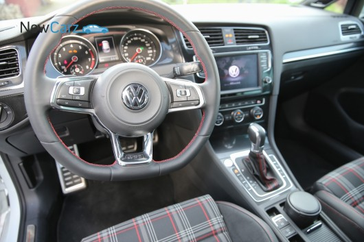 Volkswagen Golf 7 GTI Performance