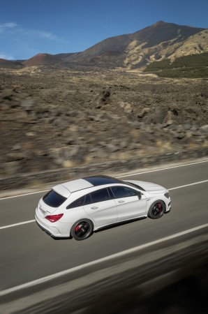 Mercedes-AMG CLA 45 Shooting Brake (X 117) 2014