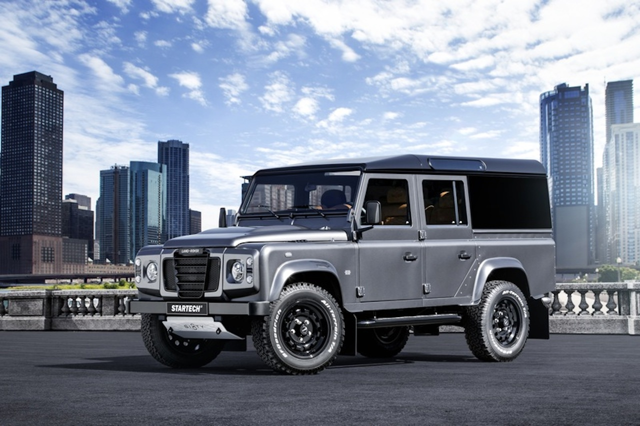 Land Rover Defender News Newcarz