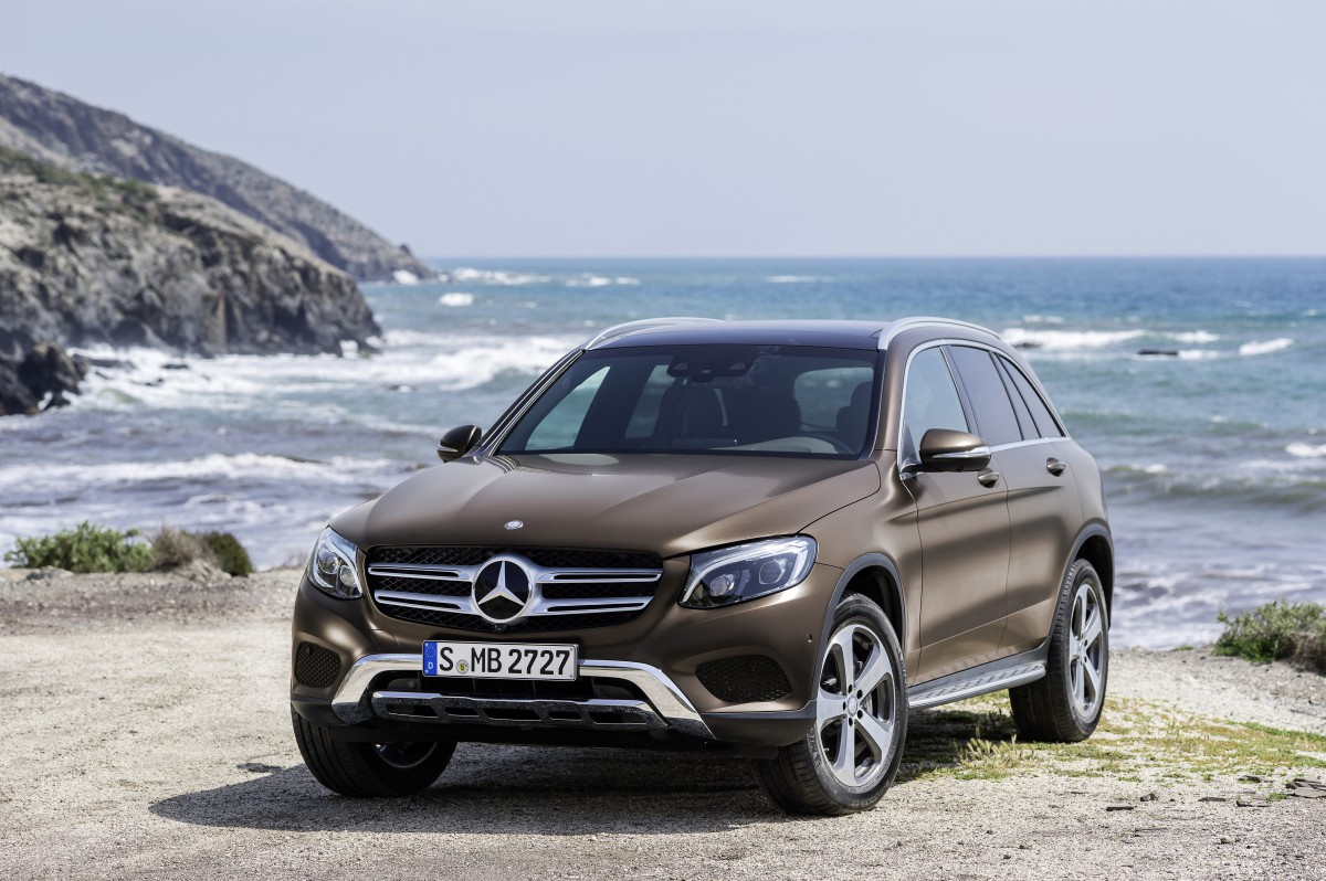 Mercedes benz glc news newcarz for The newest mercedes benz