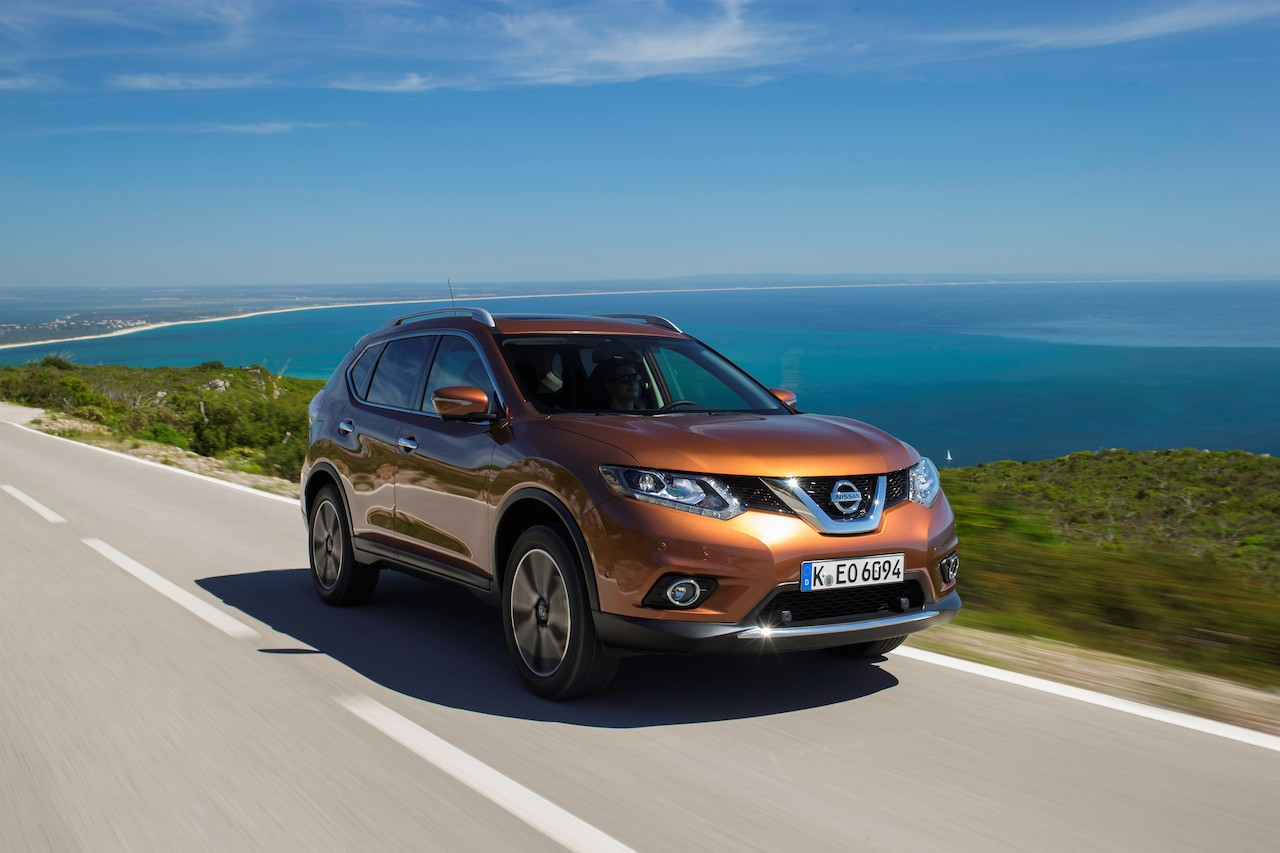 Nissan x trail news newcarz for Nissan juke dauertest