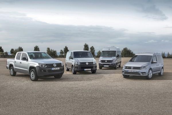 VW-Nutzfahrzeuge-Flotte