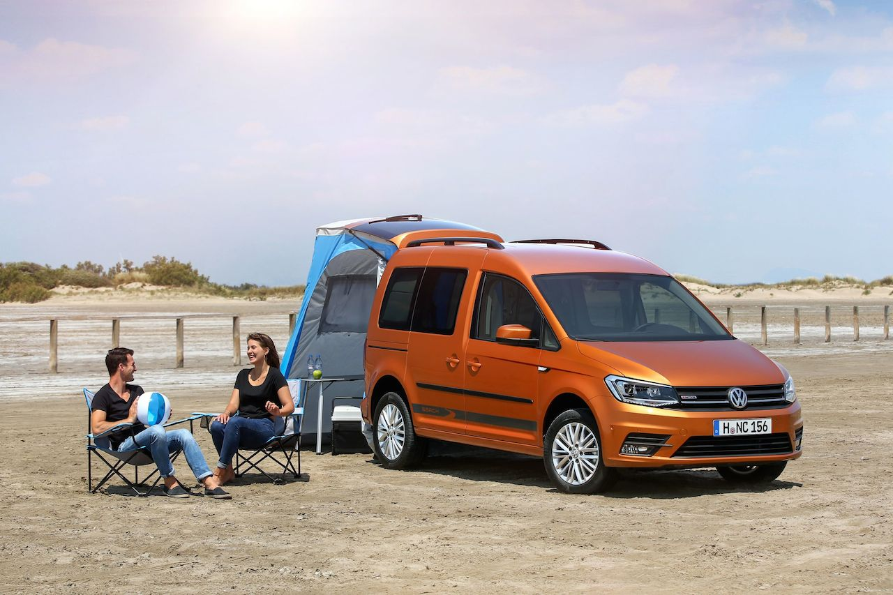 Vw Caddy Beach News Newcarz