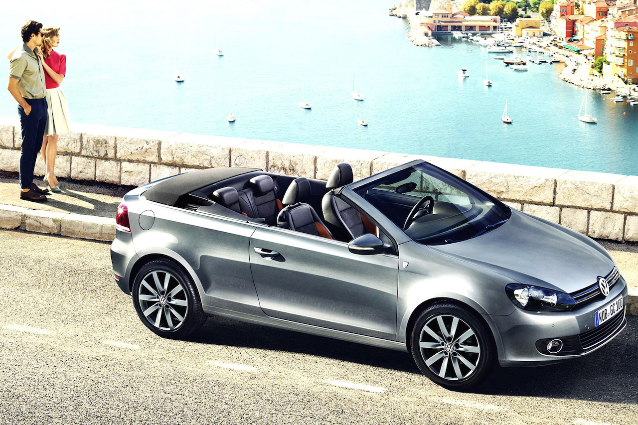 vw golf cabriolet news newcarz. Black Bedroom Furniture Sets. Home Design Ideas