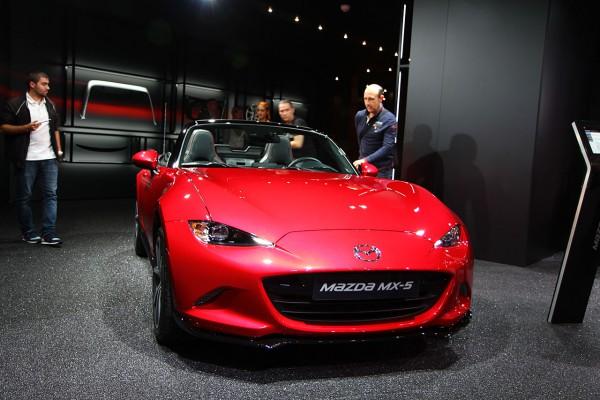 Mazda MX5 Front