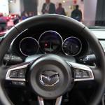 Mazda MX5 Cockpit