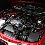 Mazda MX5 Motorraum
