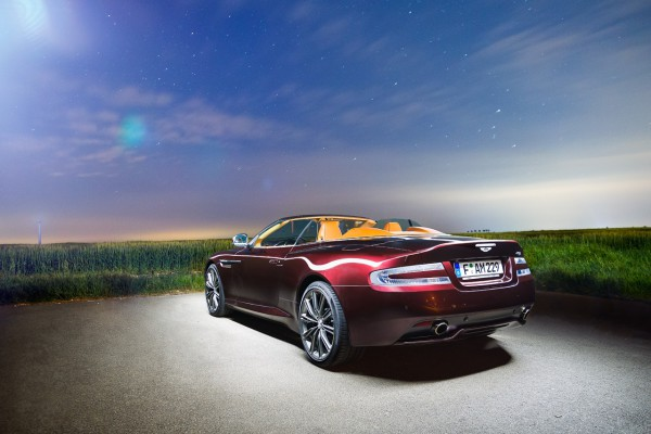 Luxus ohne Grenzen - Der Volante brilliert durch seine Form