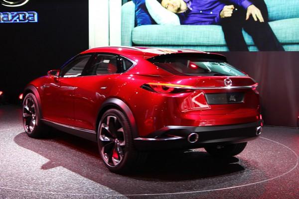 NewCarz Mazda Koeru 1