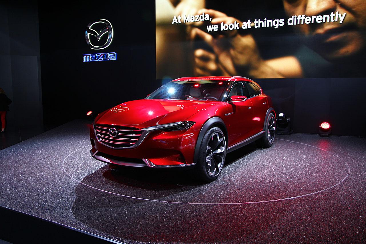 Mazda Koeru 3