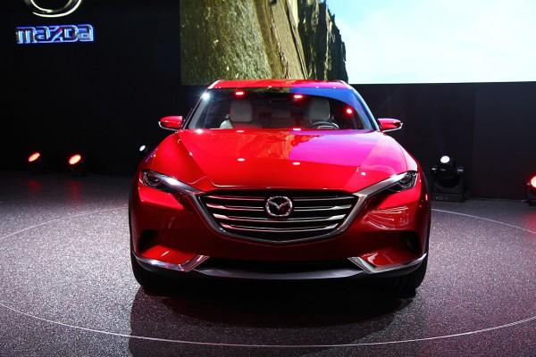 Mazda Koeru 4