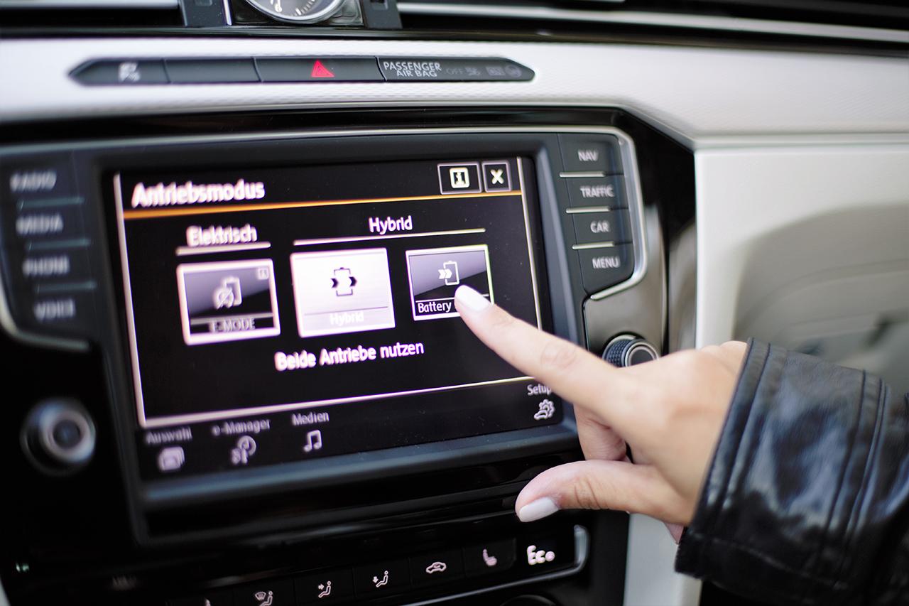 VW Passat GTE   Fahrbericht   NewCarz