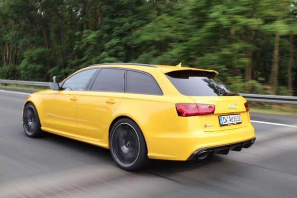 NewCarz Audi RS6