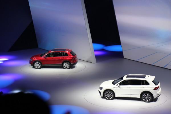 NewCarz VW Tiguan 1