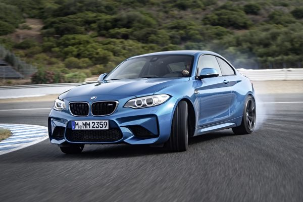 BMW M2 Coupe Drift