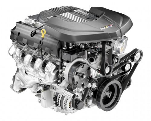 Kraftwerk à la Carte - Der 6,2-Liter-Kompressor-V8 leistet 649 PS