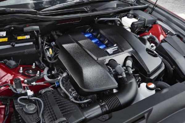 V8 Sauger - kein Turbo, kein Kompressor