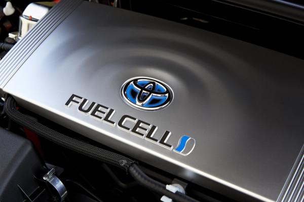 Fuel Cell - Hier erzeugt die Brennstoffzelle Elektrizität