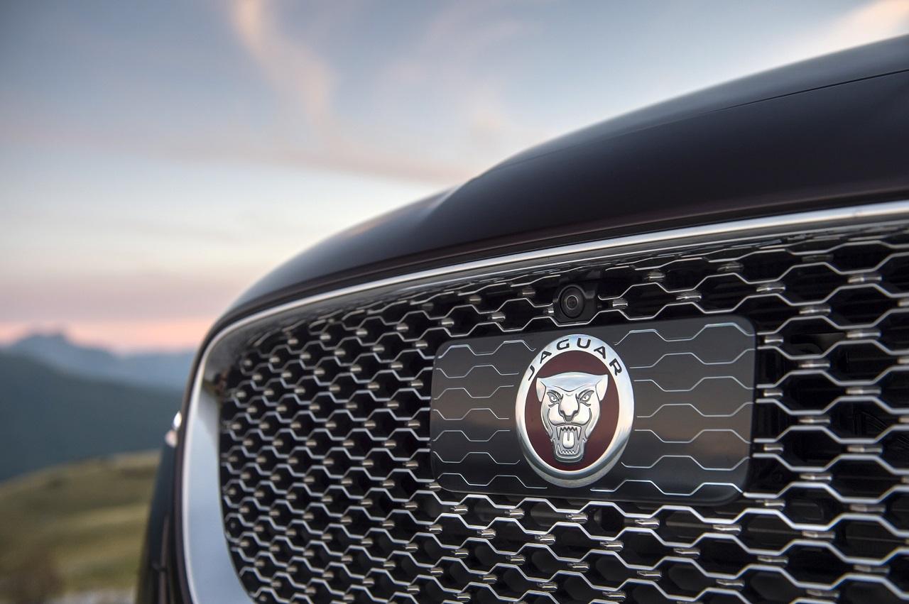 Jaguar - Bald ein Elektro-SUV? - NewCarz.de