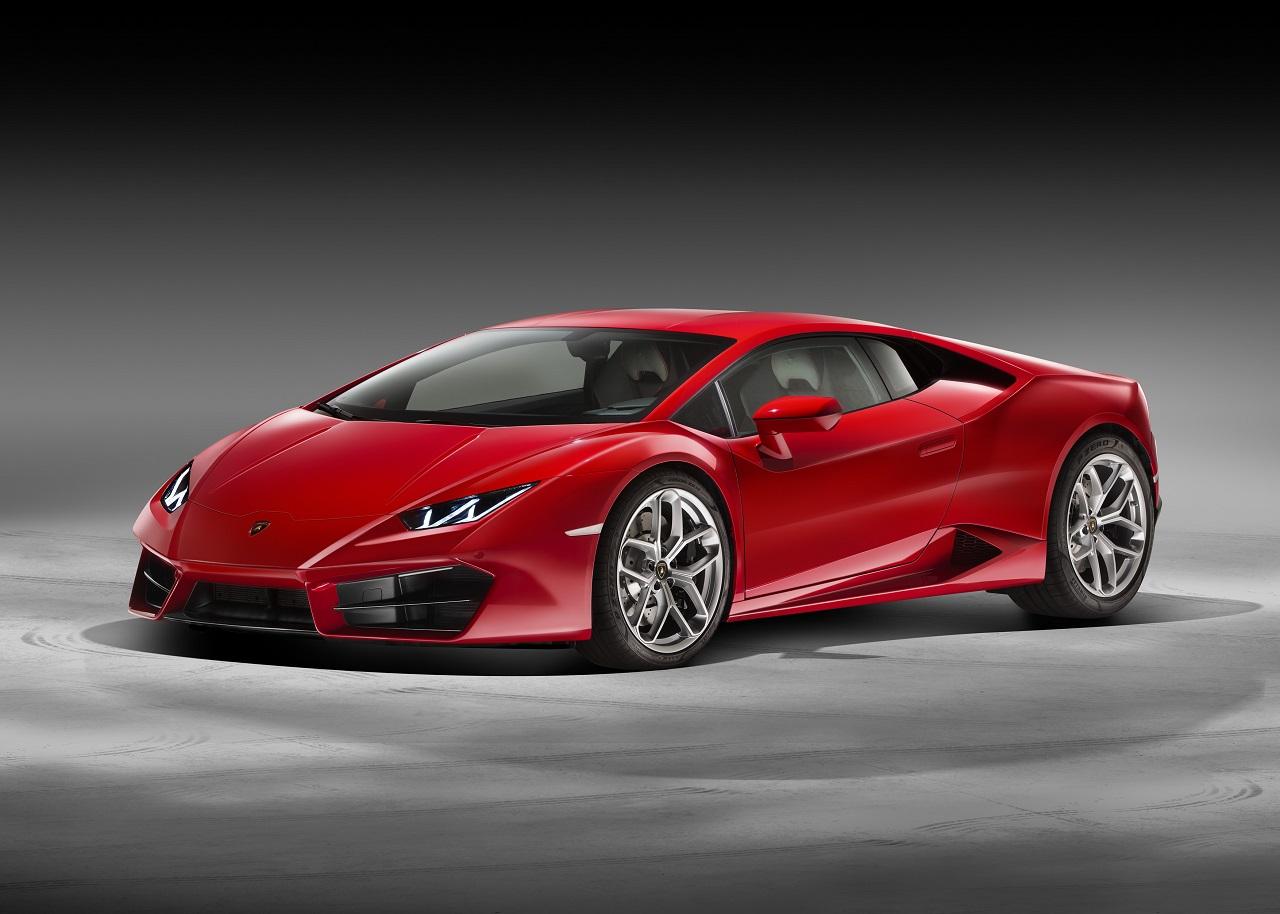 Lamborghini Huracan LP 580