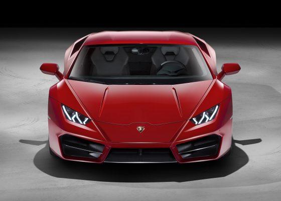 Lamborghini Huracan LP 580 front