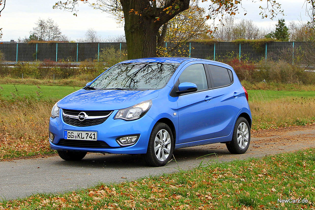 opel karl - call of duty - newcarz.de