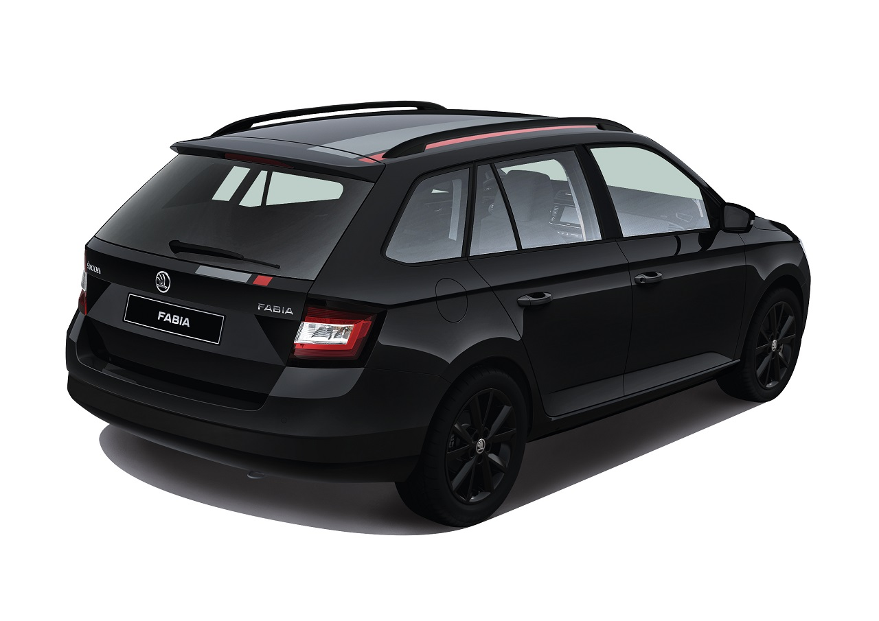 skoda fabia combi jetzt als cool edition. Black Bedroom Furniture Sets. Home Design Ideas