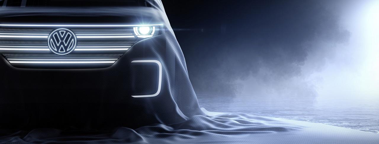 Volkswagen CES 2016