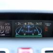 LCD statt Popometer - Gripverhältnisse im Infodisplay.