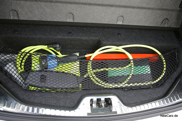 Volvo V60 Ladekabel