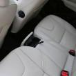 Doppelkabine - die Mitte dient maximal als Notsitz.