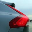 Typisch Volvo - die Heckleuchten tragen corporated identity.