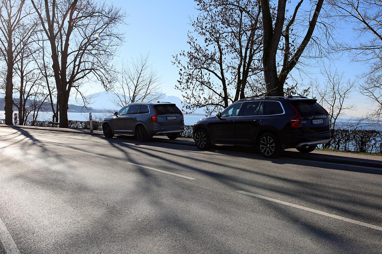 NewCarz Volvo XC90 Seeufer